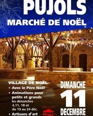 Marché de Noël de Pujols
