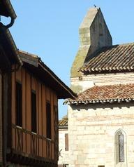 Visite du village Casseneuil
