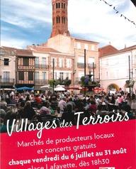 Village des terroirs