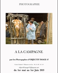 "Exposition ""A la campagne"""