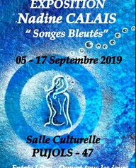 Exposition - Nadine Calais
