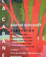 Exposition d'Agathe