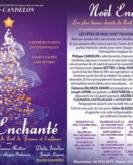Noël enchanté par Philippe Candelon