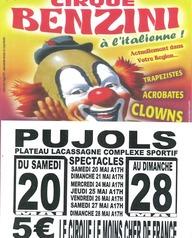Cirque Benzini à l'italienne