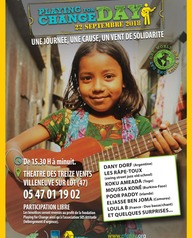 Concerts solidaires - Playing for Change Day