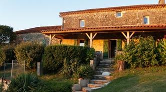 Domaine de Villot - La Ferme - Sainte-Colombe-de-Villeneuve