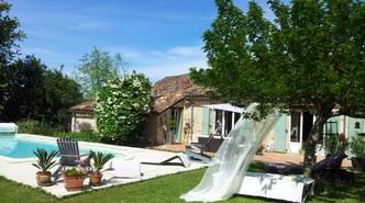 Les chambres d'hôtes du Domaine du Saule - Villeneuve-sur-Lot