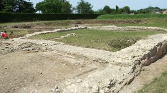 Site archéologique d'Eysses - Villeneuve-sur-Lot