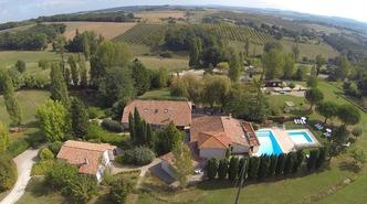 La Grange du Cheval Blanc T3 La Grange - Villeneuve-sur-Lot