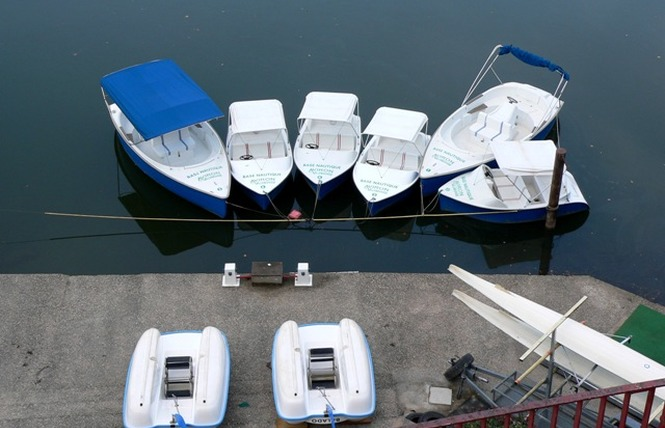 Base nautique de l'aviron 1 - Villeneuve-sur-Lot
