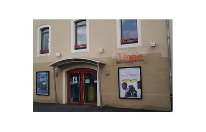 Cinéma l'Utopie 2 - Sainte-Livrade-sur-Lot
