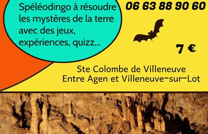 Les Mystères de la Terre 1 - Sainte-Colombe-de-Villeneuve