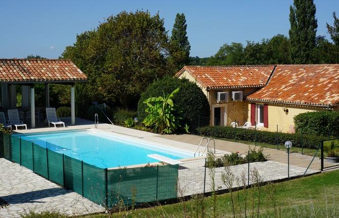 Gîtes La Bakénia - Nissou 1 - Villeneuve-sur-Lot