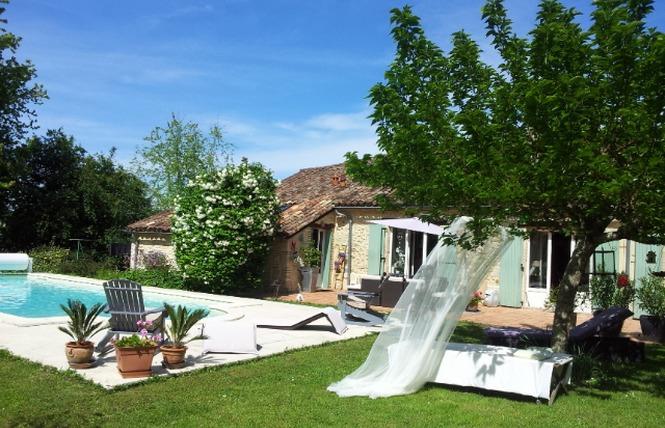 Les Chambres Dhotes Du Domaine Du Saule  Villeneuve Sur Lot