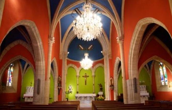Eglise Notre Dame de Bias 1 - Bias