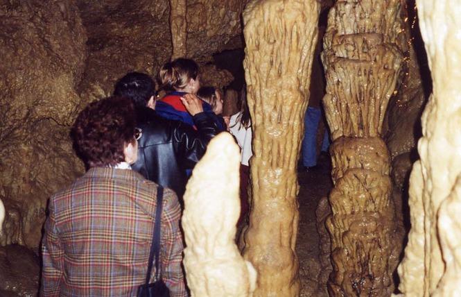 Grotte de Lastournelle 2 - Sainte-Colombe-de-Villeneuve
