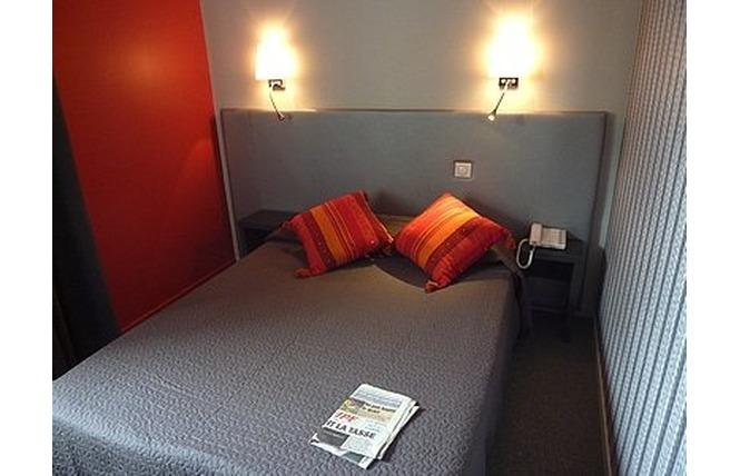 Hôtel-Restaurant Le Glacier 1 - Villeneuve-sur-Lot