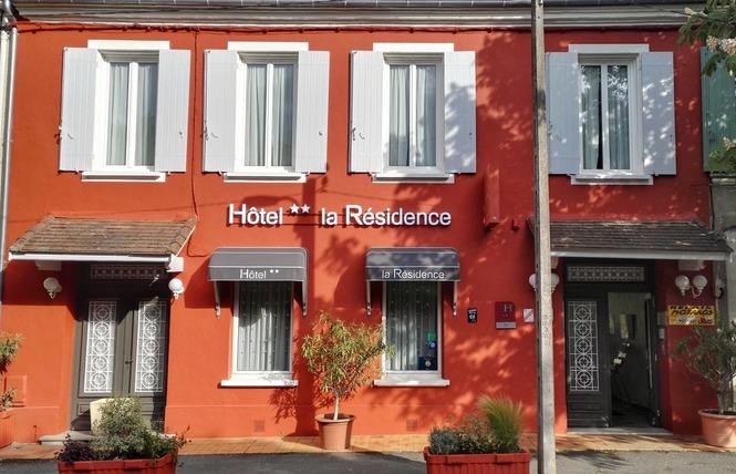 Hôtel La Résidence 2 - Villeneuve-sur-Lot