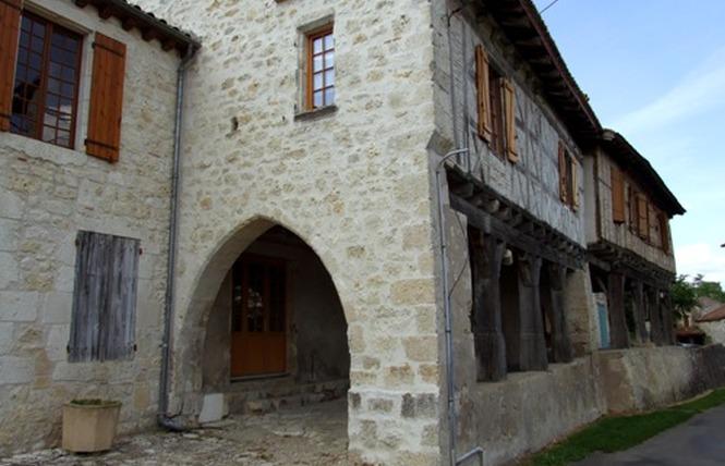 Saint Antoine de Ficalba 1 - Saint-Antoine-de-Ficalba
