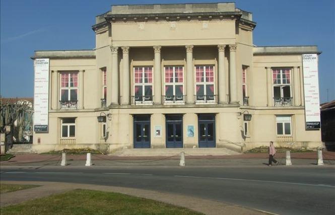 Théâtre Georges Leygues 1 - Villeneuve-sur-Lot