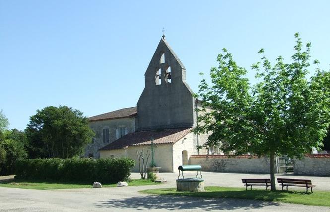 La Croix Blanche 1 - La Croix-Blanche