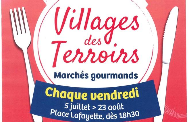 Village des terroirs 1 - Villeneuve-sur-Lot