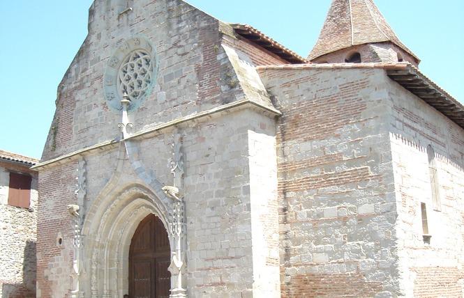 Visite du village médiéval de Casseneuil 1 - Casseneuil