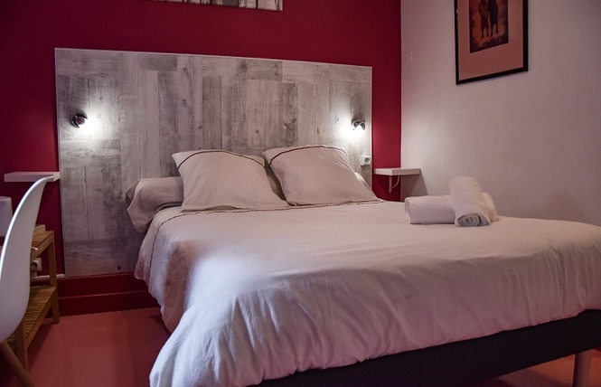 Hôtel des Remparts 7 - Villeneuve-sur-Lot