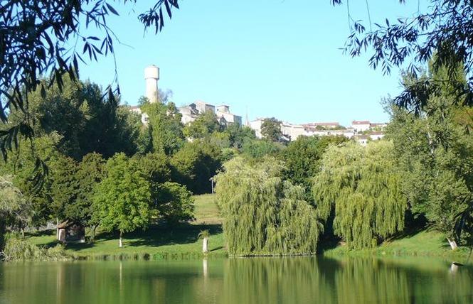 Lac de Laroque-Timbaut 1 - Laroque-Timbaut