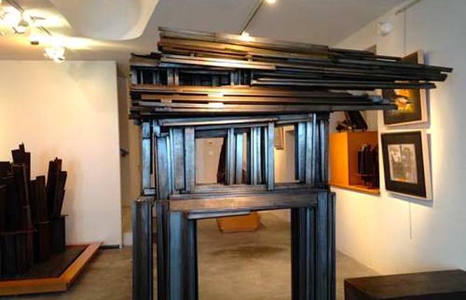Musée Gertrude Schoen 2 - Laroque-Timbaut