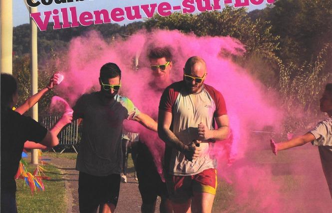 COLOR'S WAY 1 - Villeneuve-sur-Lot
