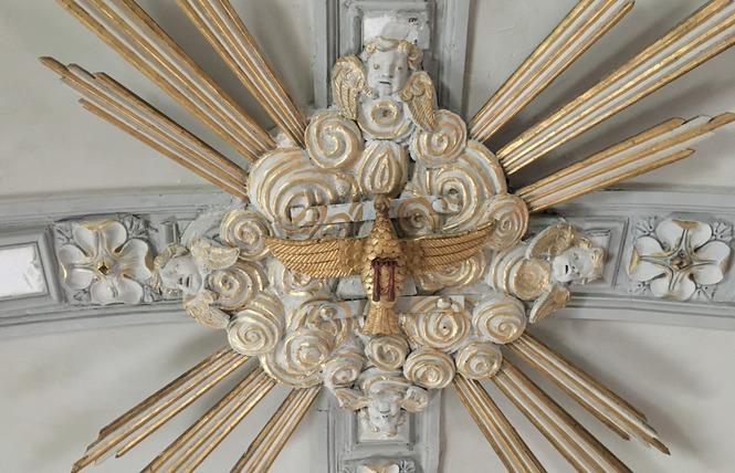 Visites commentées de la chapelle des Pénitents blancs 3 - Villeneuve-sur-Lot